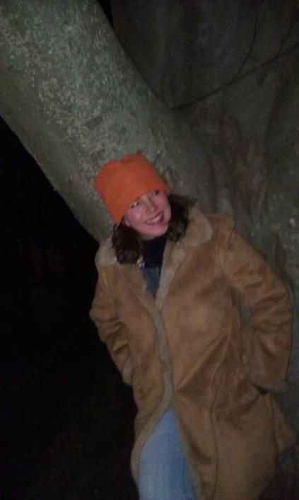at tree