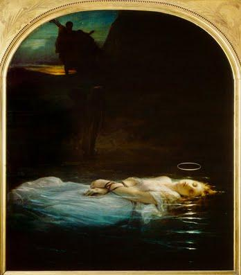 The Young Martyr Delaroche